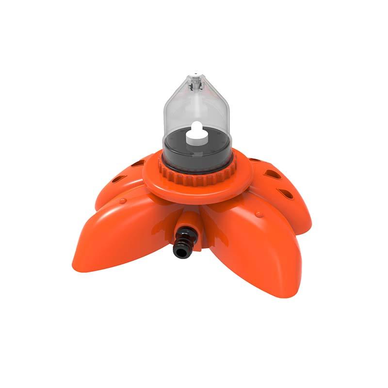 TS1062 LED蝴蝶形底座洒水器